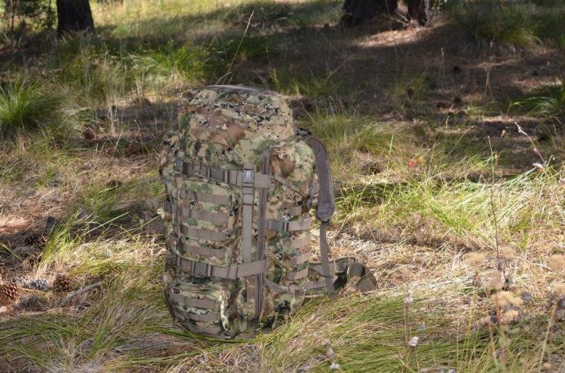 Unicam backpack by Eberlestock.