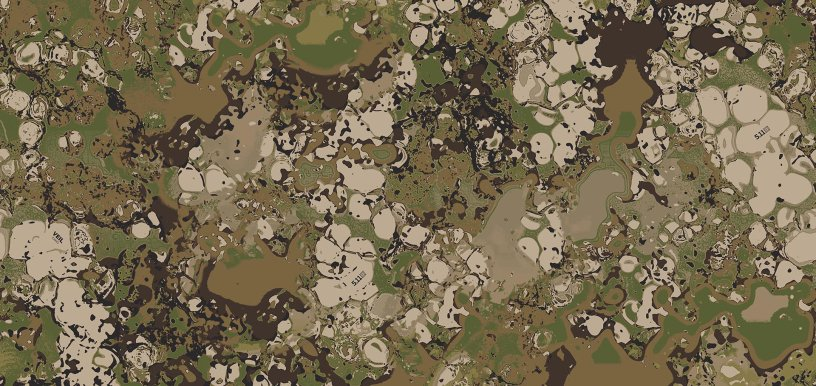 New Patterns GEO40 Terrain And GEO40 Night Camogeek Magnificent Camo Patterns